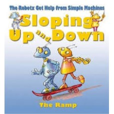 Sloping Up and Down The Ramp - The Robotx Get Help from Simple Machines
