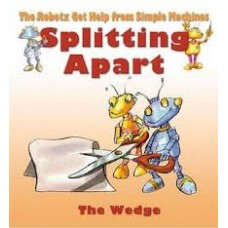 Splitting Apart The Wedge - The Robotx Get Help from Simple Machines