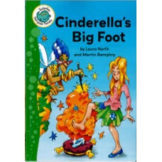 Cinderellas Big Foot - Tadpoles Fairy Tale Twists