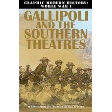 Gallipoli and the Southern Theatres - Graphic Modern History WW1