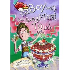 Boy with the Sweet Treat Touch - Race Ahead With Reading