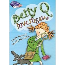 Betty Q Investigates - Race Further With Reading