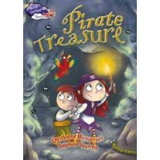 Pirate Treasure - Race Further With Reading