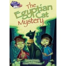 The Egyptian Cat Mystery - Race Further With Reading