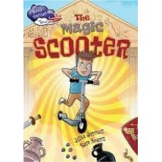 The Magic Scooter - Race Further With Reading
