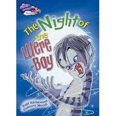 The Night of the Were Boy - Race Further With Reading