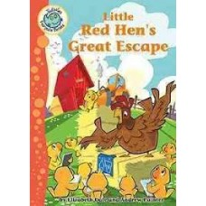 Little Red Hen's Great Escape - Tadpoles FairyTale Twists