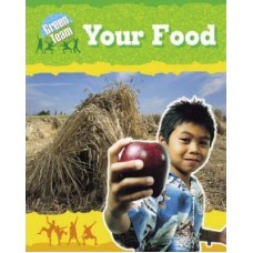 Your Food  - Green Team