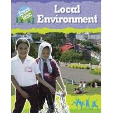 Your Local Environment  - Green Team
