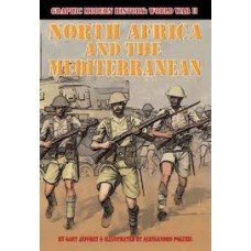 North Africa and the Mediterranean - Graphic Modern History WW2