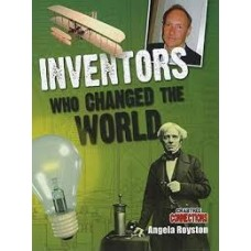 Inventors Who Changed The World - Crabtree Connections