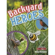 Backyard Heroes - Crabtree Connections