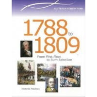 1788-1809 Year by Year - Australian Timelines
