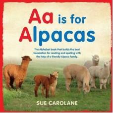 Aa is for Alpaca