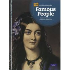 Famous People - Gold in Australia