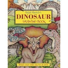 Dinosaur Drawing Book