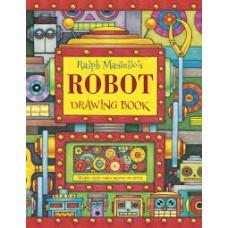 Robot Drawing Book