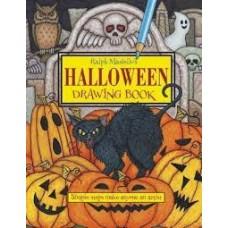 Halloween Drawing Book