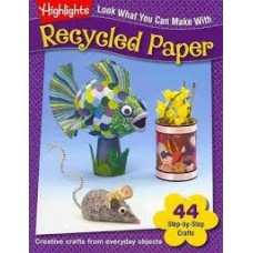 Look What You Can Make With Recycled Paper