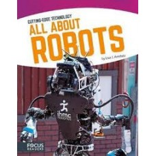 All About Robots -  Cutting-Edge Technology