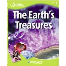 The Earths Treasures - Rocks and Minerals