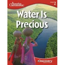 Water is Precious - Water Cycles