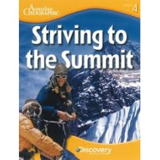 Striving to the Summit - Mountaineering