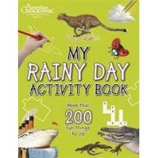 My Rainy Day Activity Book - Australian Geographic