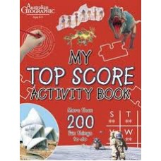 My Top Score Activity Book - Australian Geographic