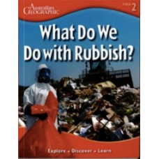 What Do We Do With Rubbish - Waste