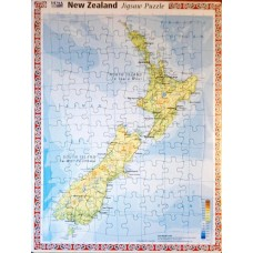New Zealand - Topography / Facts and Figures