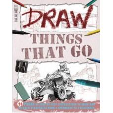 Draw Things That Go - Omnibus