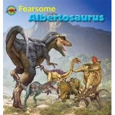 Fearsome Albertosaurus - When Dinosaurs Ruled The World