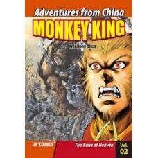 Monkey King - The Bane of Heaven Vol 2 Adventures From China