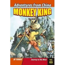 Monkey King - Journey to the West Vol 3 Adventures From China