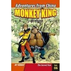 Monkey King - The Sacred Tree Vol 6 Adventures From China