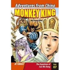 Monkey King - The Expulsion of San Wa Kong Vol 7 Adventures From China