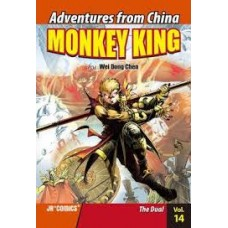 Monkey King - The Dual Vol 14 Adventures From China