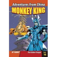 Monkey King - The Golden Temple Vol 16 Adventures From China