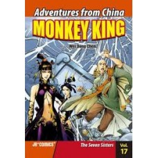 Monkey King - The Seven Sisters Vol 17 Adventures From China