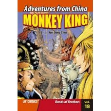 Monkey King - Band of Brothers Vol 18 Adventures From China