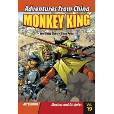 Monkey King - Masters and Disciples Vol 19 Adventures From China