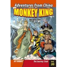 Monkey King - The Journey Ends Vol 20 Adventures From China