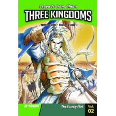 Three Kingdoms - The Family Plot Vol 2 Legends From China