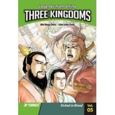 Three Kingdoms - Etched in Blood Vol 5 Legends From China