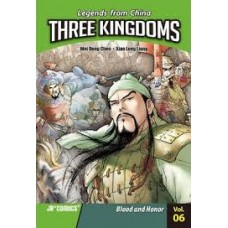Three Kingdoms - Blood and Honor Vol 6 Legends From China