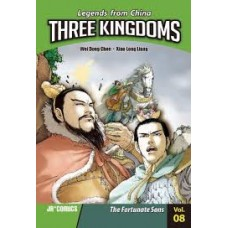 Three Kingdoms - The Fortunate Sons Vol 8 Legends From China