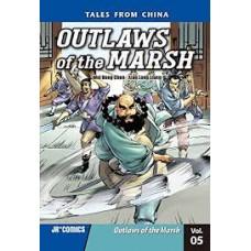 Outlaws of the Marsh - Outlaws of the Marsh Book 5