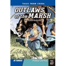 Predator and Prey - Outlaws of the Marsh Book 7