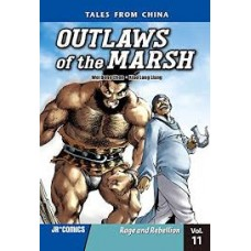 Rage and Rebellion - Outlaws of the Marsh Book 11